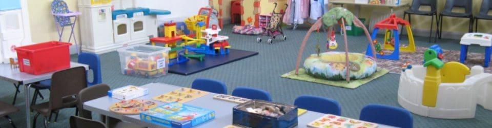 Image of children's activities